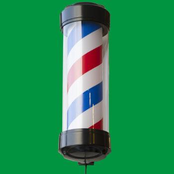 Palo da barbiere simbolo storico