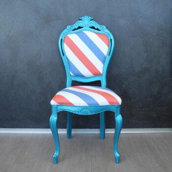 Una attesa /seduta per barbieri e parrucchieri