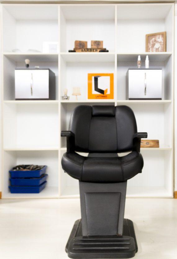 Poltrona da lavoro rigenerata per parrucchieri AGV