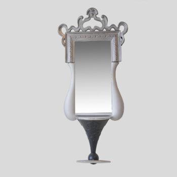 Specchiera parrucchiere barbiere salone Pietranera - Shana