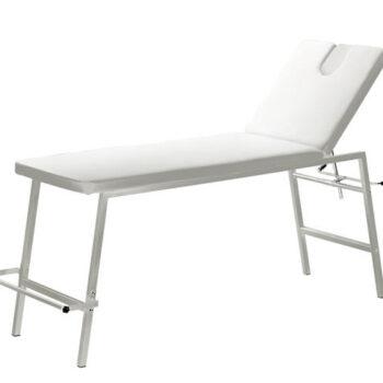 Lettino estetista per massaggio