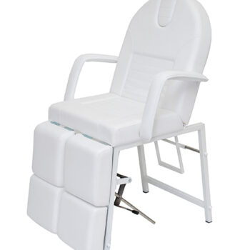 Poltrona estetista per massaggio e pedicure