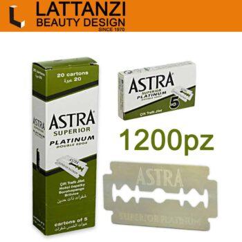 Astra 100 Astra Superior Platinum Double Edge