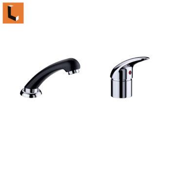 Doccia+miscelatore lavabo professionale di ricambio per lavaggio parrucchiere e barber