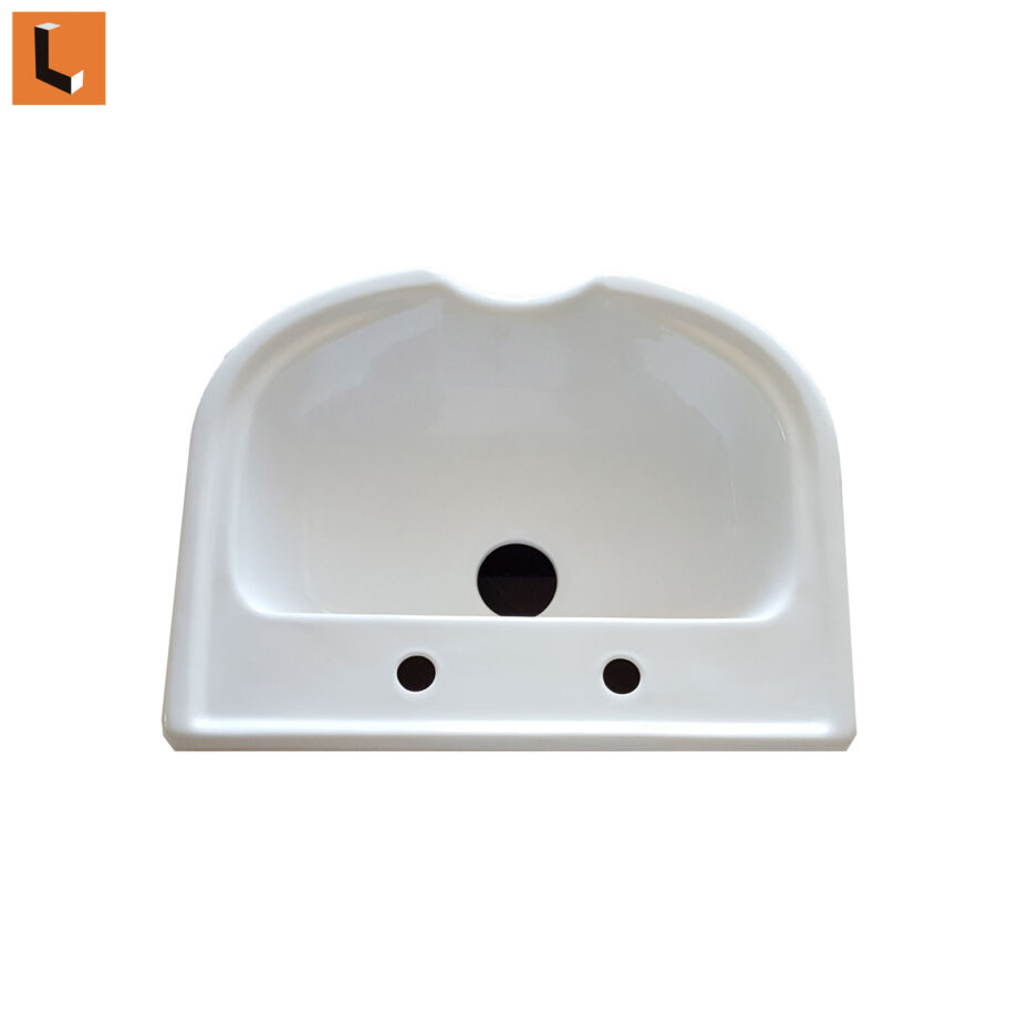 Vasca di ricambio lavabo professionale per lavatesta barber
